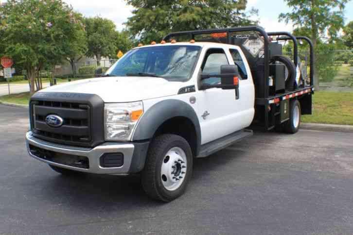 Ford F550 F 550 2011 Medium Trucks