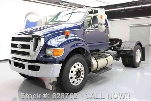 Ford Other Pickups F750 REG CAB DIESEL SEMI TRACTOR AIR RIDE (2011)