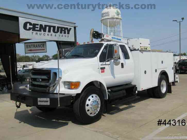 FORD F750 (2011)