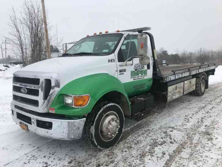 Ford f650 (2011)