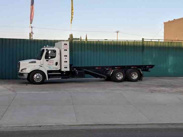 Freightliner M2-112 HREM 24 Foot Roll-Off (2011)