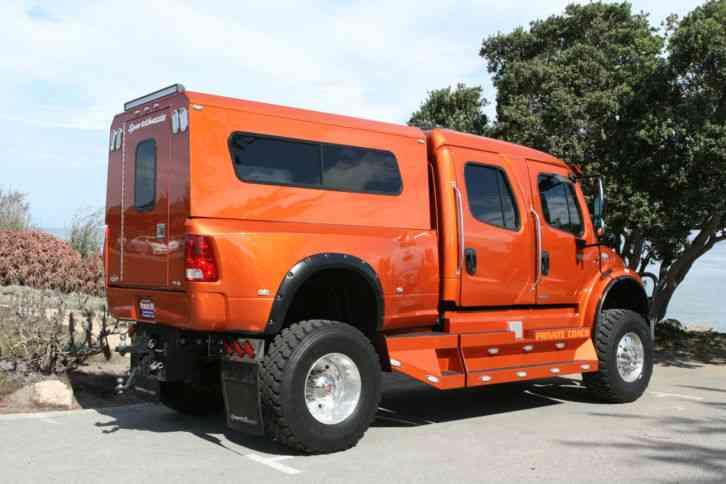 Freightliner Sportchassis P4xl 2011 Medium Trucks