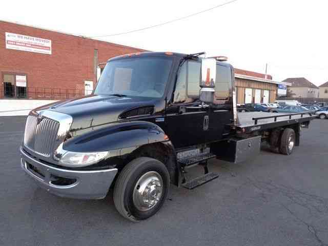 international 4300 rollback tow truck 2011 flatbeds. Black Bedroom Furniture Sets. Home Design Ideas