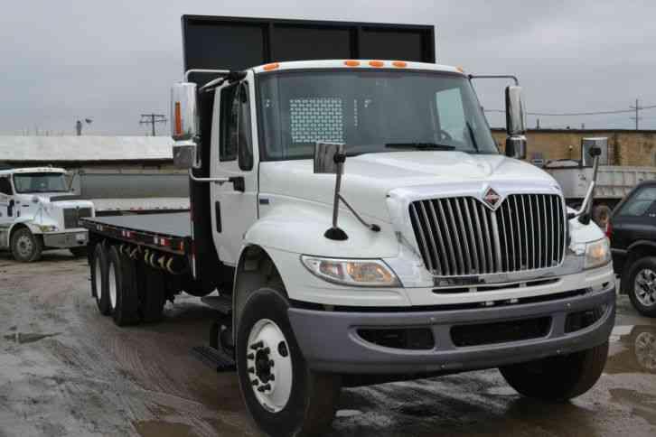 International 4400 2011 Heavy Duty Trucks