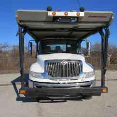 International 4400 SBA 4X2 (2011) : Flatbeds & Rollbacks