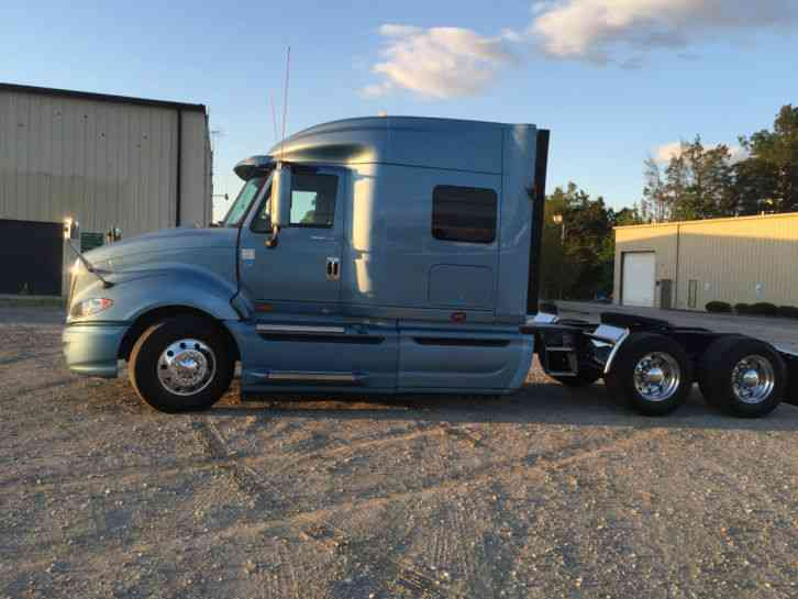 Semi Truck Tires Near Me >> International PROSTAR (2011) : Sleeper Semi Trucks