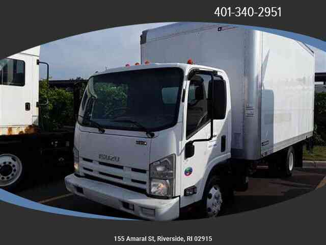 ISUZU MED DUTY NPR NPR HD Regular Cab Diesel (2011)