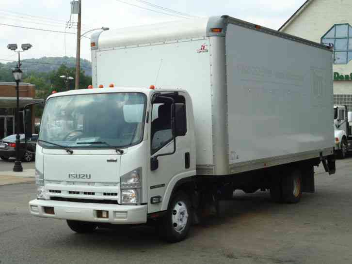 Isuzu Vin Number Identification >> Isuzu npr (2011) : Van / Box Trucks