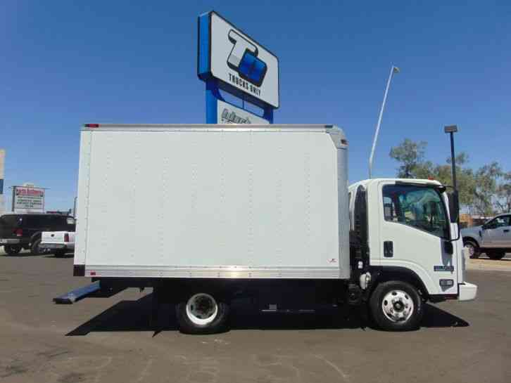 Npr Emergency >> Isuzu NPR 12ft Box Truck Straight Truck (2011) : Van / Box Trucks