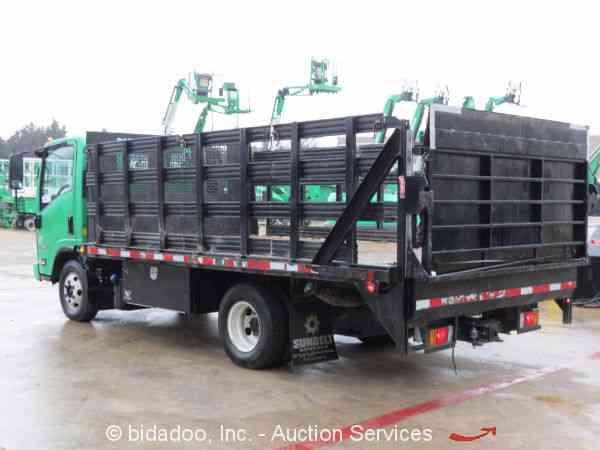 Isuzu Npr 2011 Medium Trucks