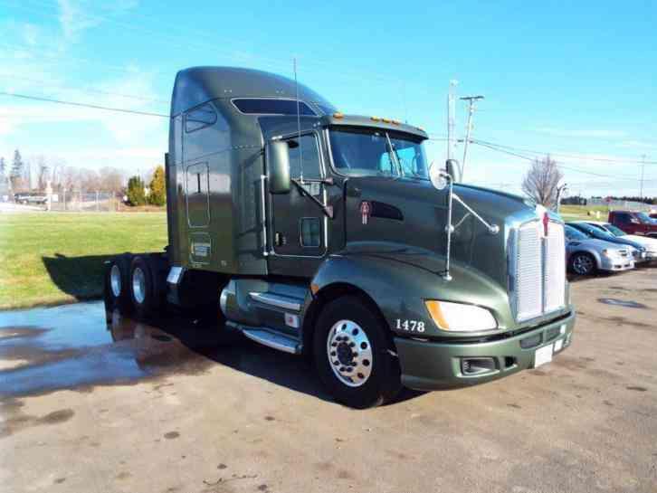 International 9900ix  2007    Sleeper Semi Trucks