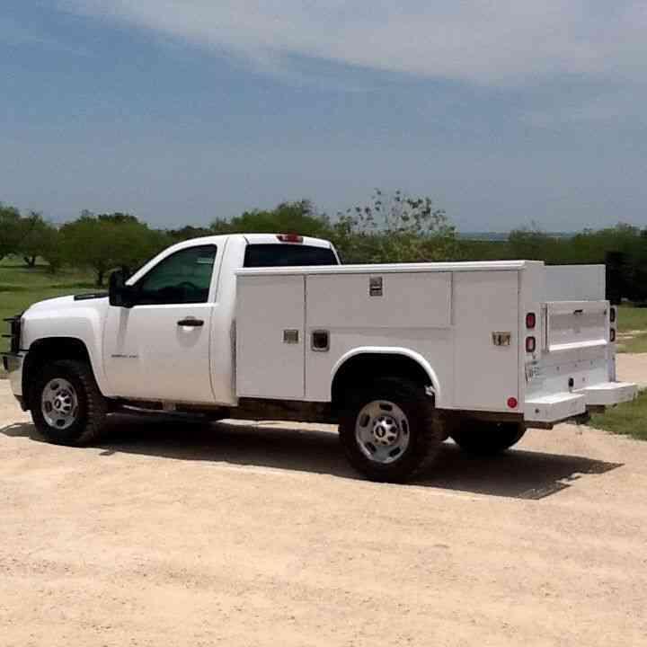 Chevrolet 2500 HD (2012) : Utility / Service Trucks