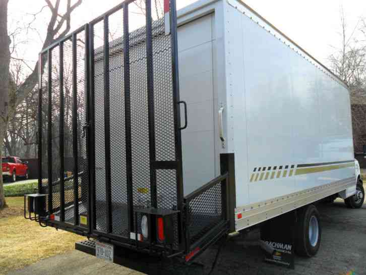 Reading Utility Body >> Chevrolet express 3500 (2012) : Van / Box Trucks