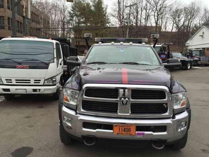 Dodge 2012 Flatbeds Amp Rollbacks