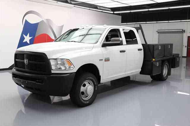 dodge ram 3500 2012 commercial pickups. Black Bedroom Furniture Sets. Home Design Ideas