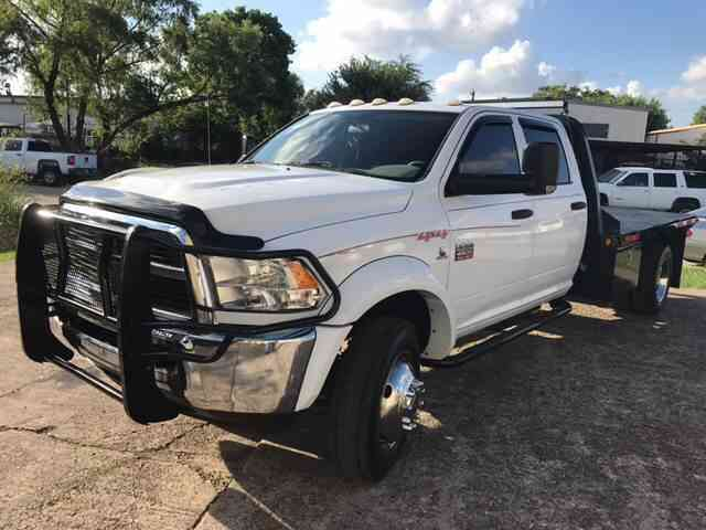 Single Cab Long Bed Diesel >> RAM 4500 (2012) : Medium Trucks