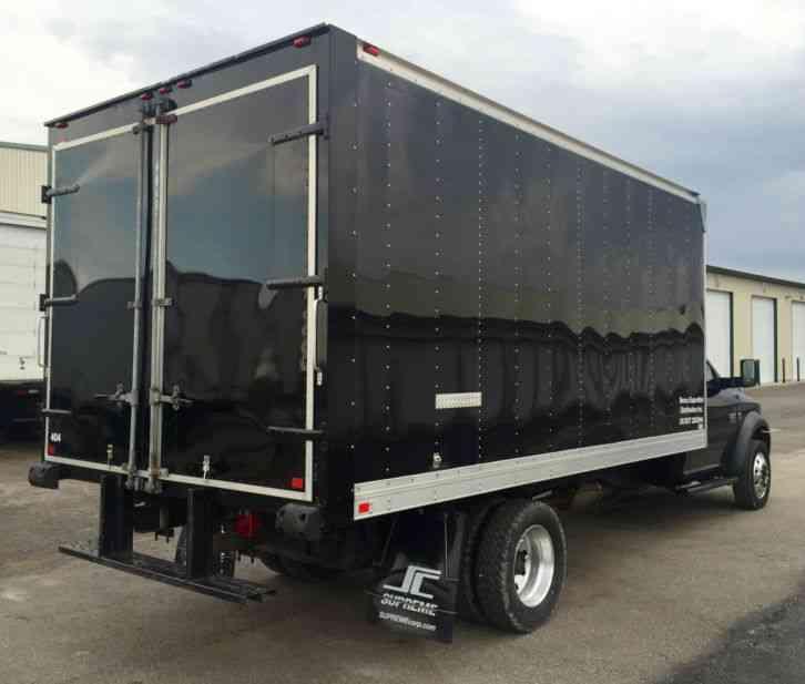 Dodge Ram 5500 Slt Heavy Duty Cummins Diesel 2012 Van