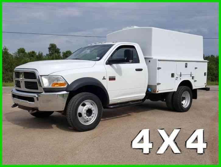 Ford F250 4x4 2002 Utility Service Trucks