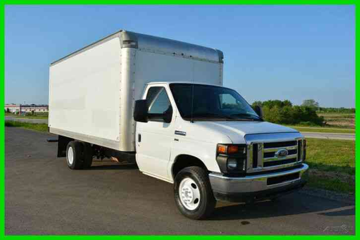 Ford E350 16ft Box Truck (2012)