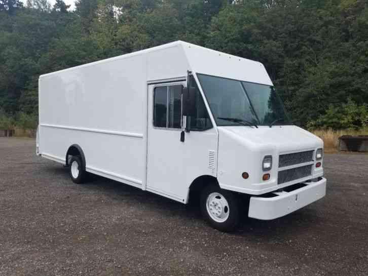 Chevrolet Of Boaz >> GMC Forward W4T042 (1994) : Van / Box Trucks