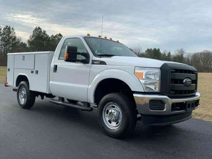 Ford F-250 (2012)