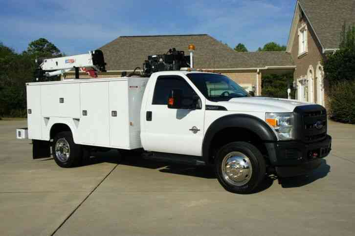 Ford F-550 (2012)
