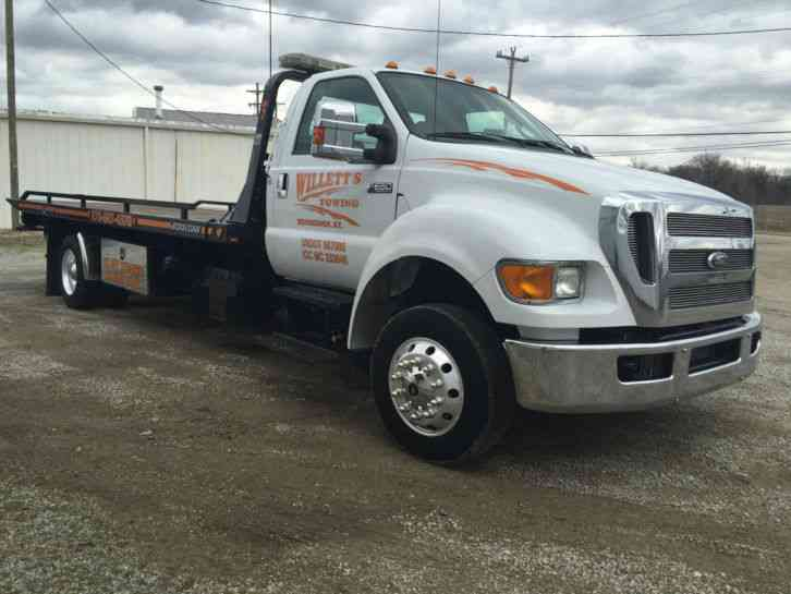 ford super duty xlt  flatbeds rollbacks