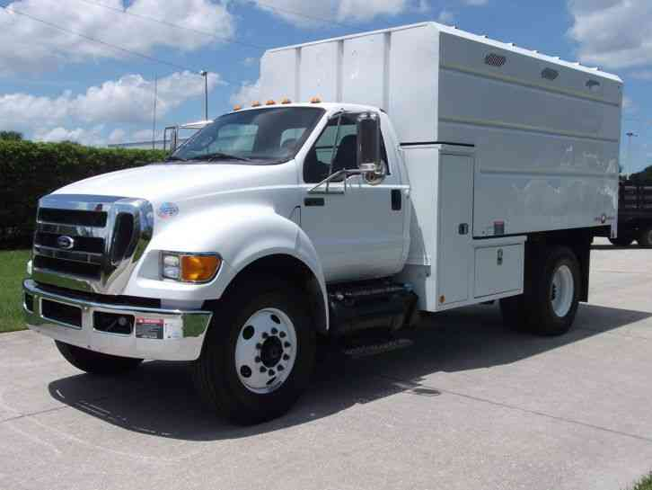 Ford F-750 (2012)