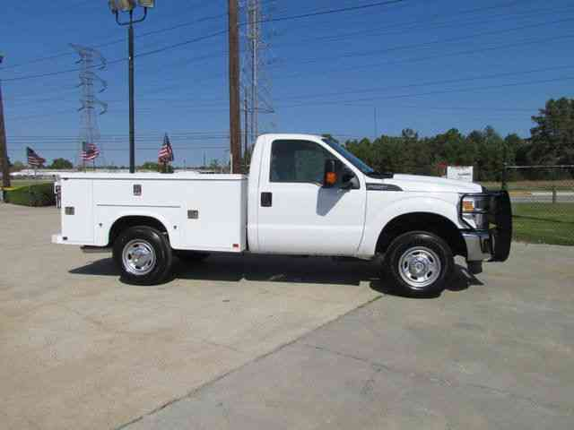 Ford F250 Utility-Service (2012)