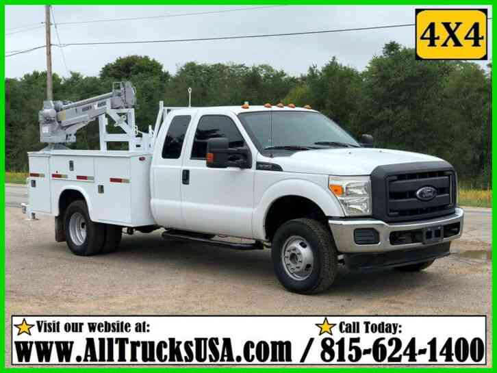 Ford F350 4X4 (2012)