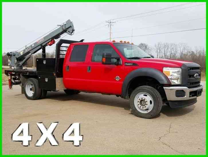 Ford F450 4X4 (2012)