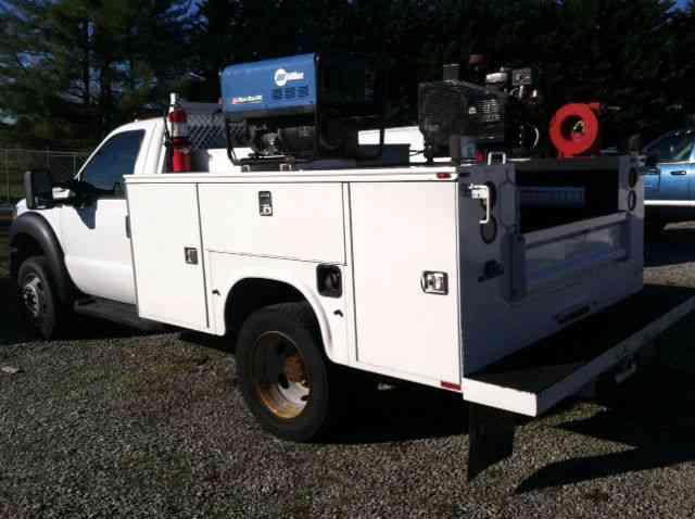 Ford F450 2012 Utility Service Trucks