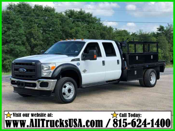 Ford F450 (2012)