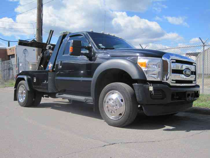 Ford F450 Xlt Super Duty 2012 Wreckers