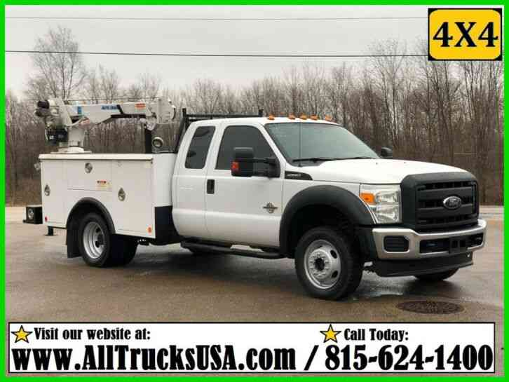 Ford F550 4X4 (2012)