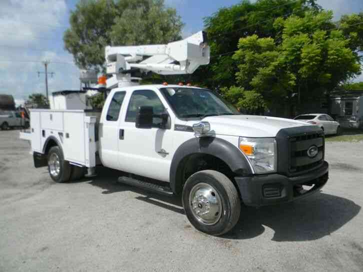 Ford F550 Super Duty (2012)