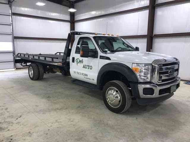 Ford F550 (2012)