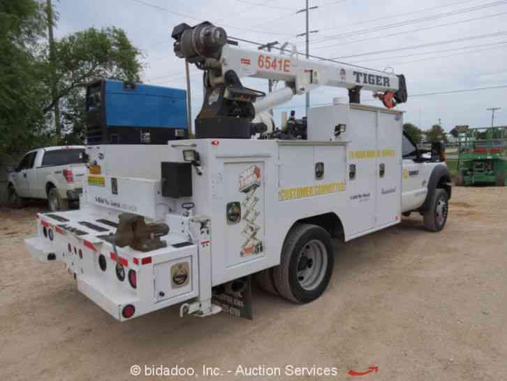 ford   utility service trucks