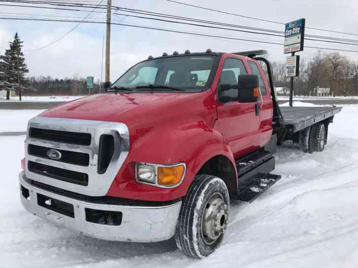 Ford F650 (2012)