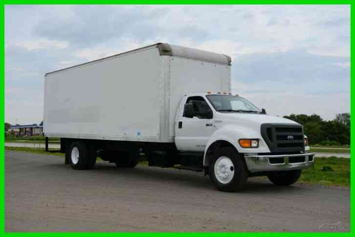 Ford F750 (2012)