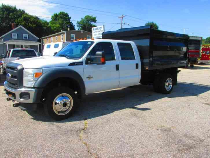 Ford f-450 (2012)