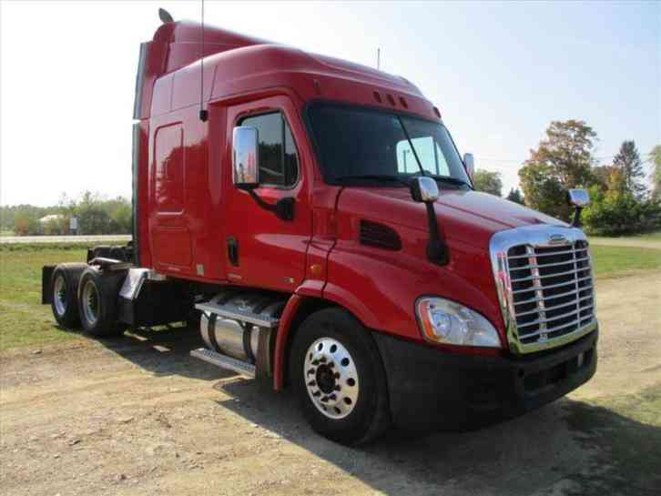 Freightliner Red Paint Code