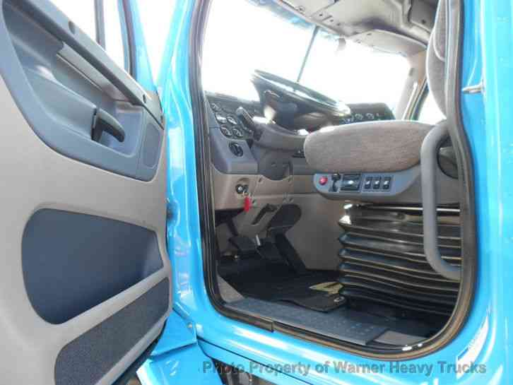 Drop Visor For Freightliner Cascadia >> Freightliner Cascadia Day Cab / Drop Axle (2012) : Daycab Semi Trucks
