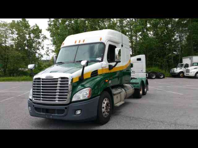 Tire Pressure Monitoring System >> Freightliner CACADIA (2012) : Heavy Duty Trucks