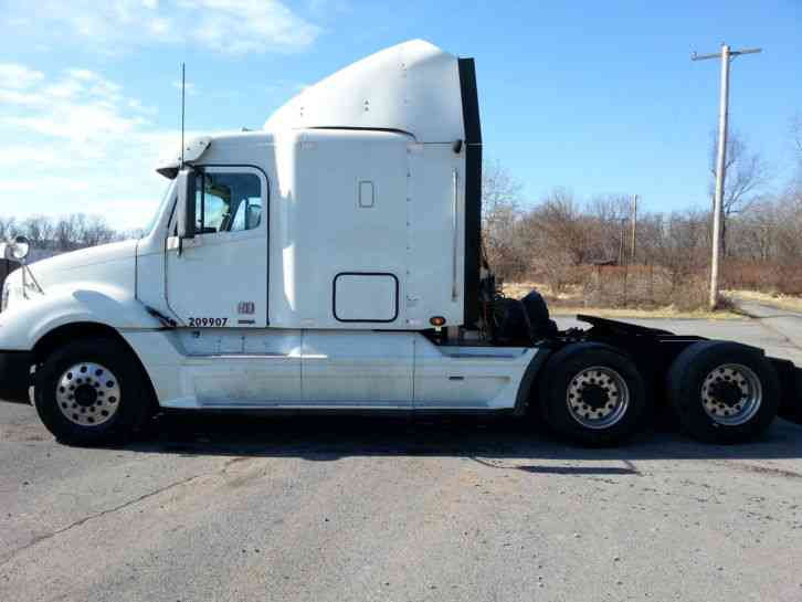 Freightliner Columbia Glider 2012 Sleeper Semi Trucks