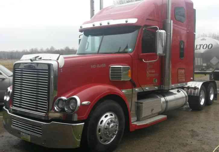 Peterbilt 377 (1999) : Sleeper Semi Trucks