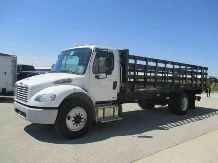 Stake Body Truck Parts : Gmc t  medium trucks