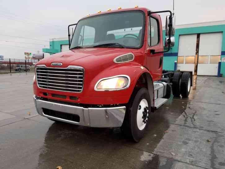 Freightliner m2 106 2012 medium trucks for Indiana motor carrier fuel tax