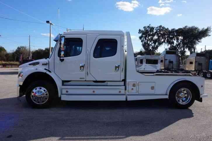 Freightliner Western Hauler 2012 Medium Trucks