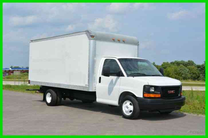 GMC Savana 16Ft Box Truck (2012)